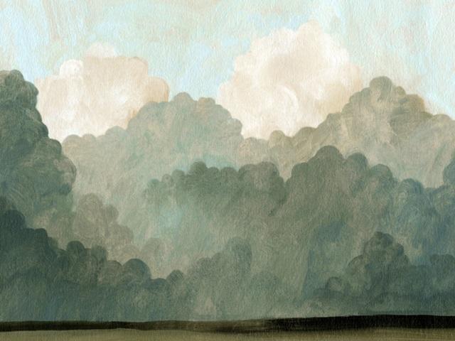 Autumn Thunderstorm II