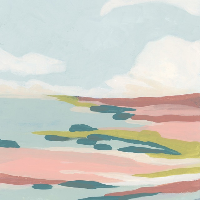 Colorful Coast II