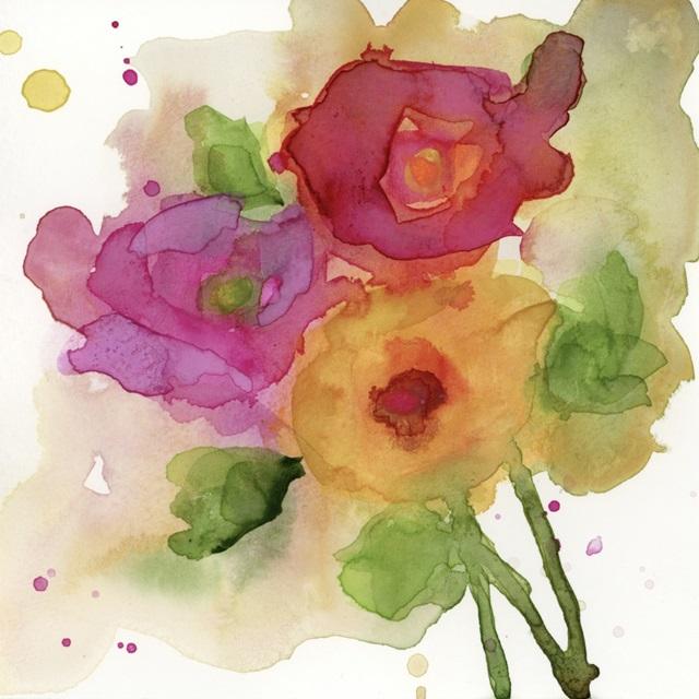 Dream of Flowers I
