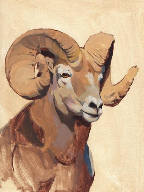 Ochre Ram I