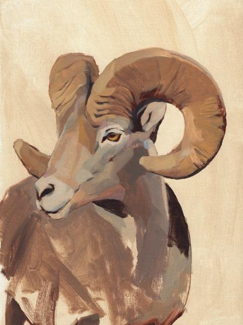 Ochre Ram II